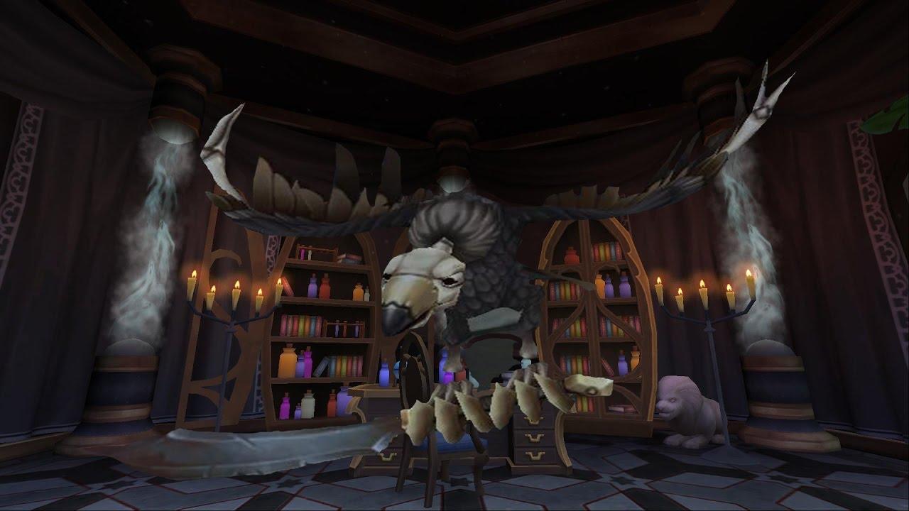 Wizard101: NEW 118 Death Pet Quest |