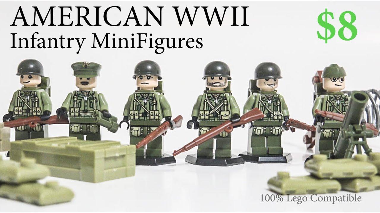 A L AUBE DU 6 JUIN  EQUIPEMENTS US WW2