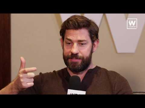 John Krasinski Pitches Idea For 'The Office' Revival and Talks Favorite Moment