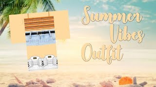 ROBLOX SPEED DESIGN || Orange Sommer Vibes Outfit