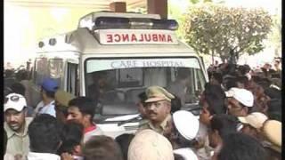 Rubydigicablenews AKBER OWAISI Attack URDU NEWS 30 APR 2011