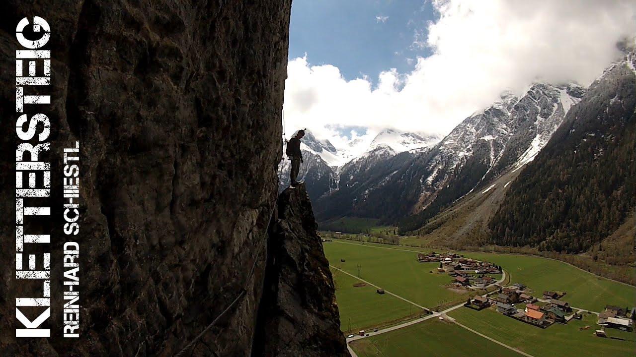 Klettersteig Längenfeld : Klettersteig reinhard schiestl in längenfeld oetztal kategori d