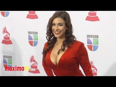 Mayra Veronica XIII Latin Grammy Awards Alfombra Verde ARRIVALS
