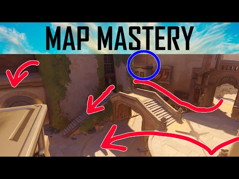 Overwatch Temple Of Anubis Guide | Map Mastery Series