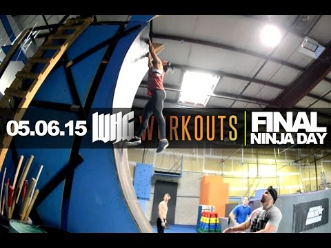 DANA LINN BAILEY NINJA WARRIOR TRAINING | 05.06.15