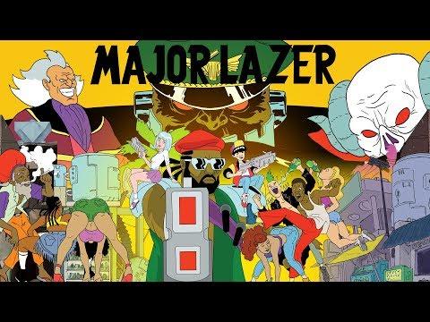 Major Lazer - Season 1 Trailer (All Episodes Available Now)