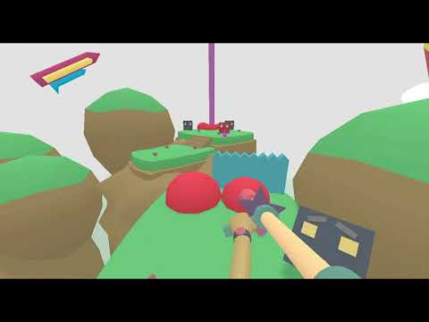 Lovely Planet 2 April Skies Gameplay (PC game) |