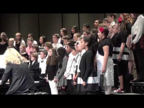 Elementary Honor Choir - Skipping Stones