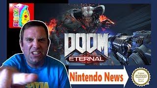 """DOOM ETERNAL...PLUS QUE JAMAIS SUR LA SWITCH !!! - Nintendo""""News"""" by Eldivia#14"""