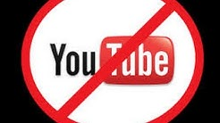 YouTube videos won't play