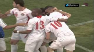 اهداف مباراة الاردن 2 × 1 اليابان تصفيات كأس العالم 2014
