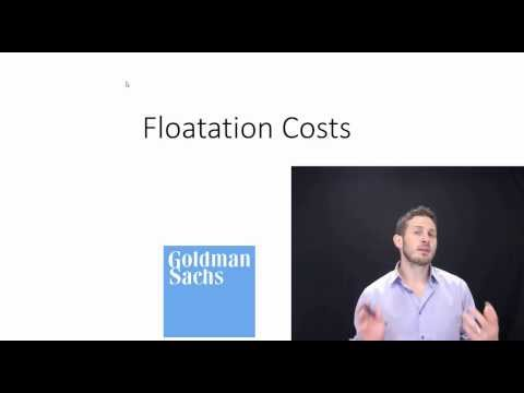 Floatation Costs and Investment Banking