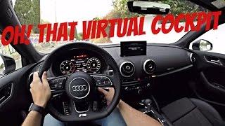 Audi A3 TDI Sportback 2016 Videos