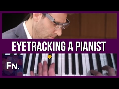 What Does a Pianist See? | Eye Tracking - Episode 1