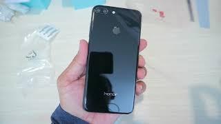 Download Video Unboxing Honor 9 Lite Warna Hitam Indonesia / HP Murah Desain Premium MP3 3GP MP4