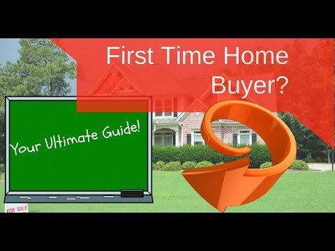 How To Buy A Home - First Time Home Buyer Guide