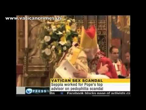 Scandal: Vatican's top Pedophilia advisor arrested  for pedophilia [Catholic Corruption Exposed]