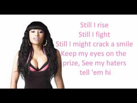 Nicki MinajStill I Rise Lyrics