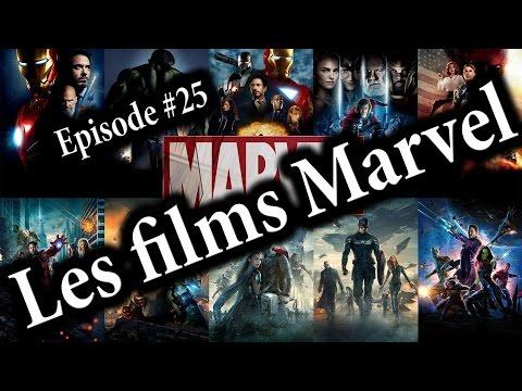 Nat&Alice - Les films Marvel (avec L'Amicale du Geek)
