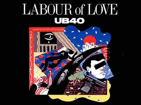 ub40 labour of love 1,2,3
