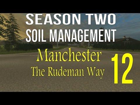 Farming Simulator 2015 Manchester Season 2 Soil Management Ep 12