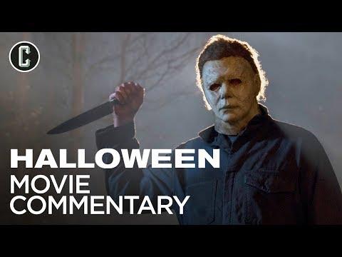 Halloween Movie Commentary