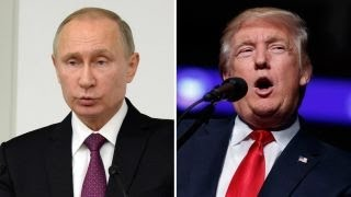 Trump and Putin amid nuclear remarks