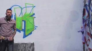 How to Draw a K | Graffiti