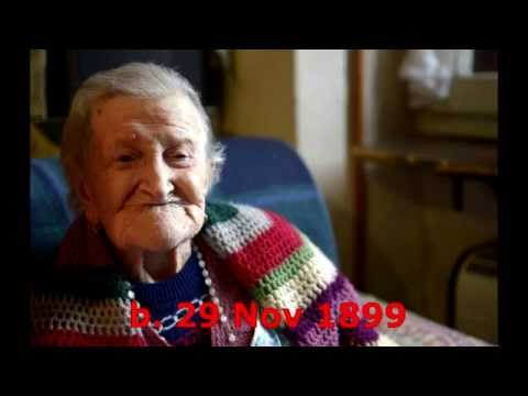 Top 10: Oldest Living People (January 2015)