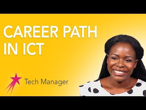 Tech Manager: My Career Path - Elizabeth Kalitsiro Career Girls Role Model