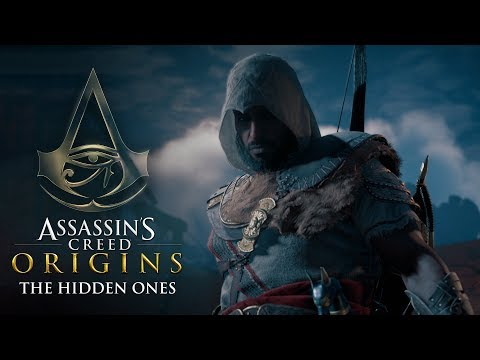 Assassin S Creed Origins The Hidden Ones The Movie Youtube