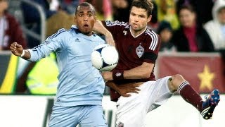 HIGHLIGHTS: Colorado Rapids vs Sporting Kansas City, MLS May 19th, 2012