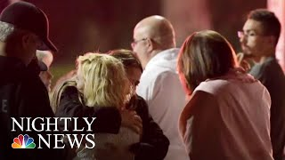 Mass Shootings Becoming Painful New Normal In America   NBC Nightly News