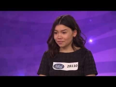 Feline Andersson - Listen av Beyonce (hela audition) - Idol Sverige (TV4)