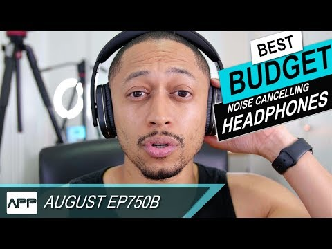 Worlds Best $100 Noise Cancelling Headphones - August EP750B