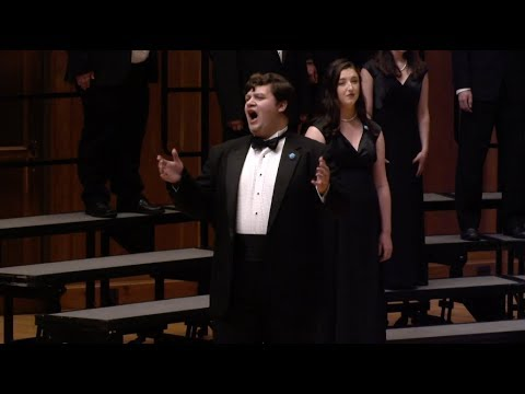 Usuli Boat Song - Lawrence University Concert Choir - 05.24.19