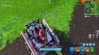 Bug de fortnite cuads invisible #Alex the Nintendero #