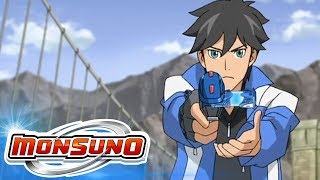 Monsuno | Using the Strike Glove