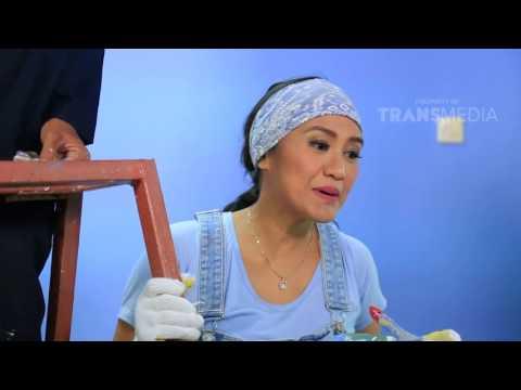 THE PROJECT - Menyulap Ruangan Istirahat Menjadi Nyaman dan Fresh (16/4/2017) Part 2