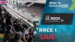 RACE 1 LIVE | 🇬🇧 | 2021 Le Mans