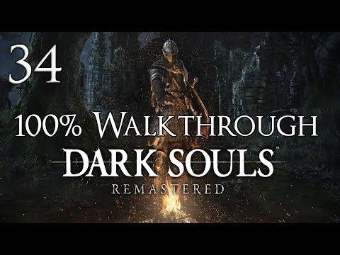 Dark Souls Remastered - Walkthrough Part 34: Black Dragon Kalameet