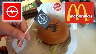 Hot & Smoky z McDonalds
