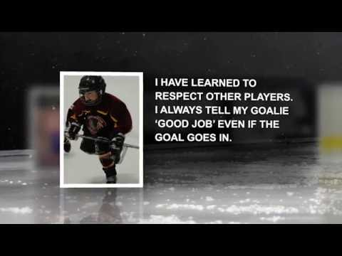 2016 Hockey Essay Contest Winner - Presented by Respect Group Inc
