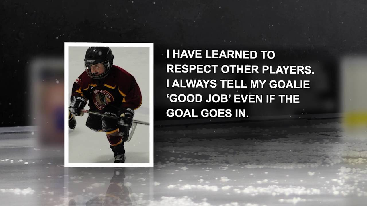 lessons i learn from hockey essay contest winner announced lessons i learn from hockey essay contest winner announced