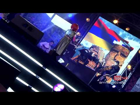 Gayane Arzumanyan, Արցախ By Razmik Amyan - The Voice Of Armenia - Live Show 3 - Season 1