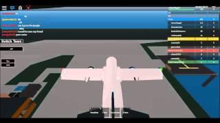 The Big Plane (TRN-44) | Roblox Rescue Planes