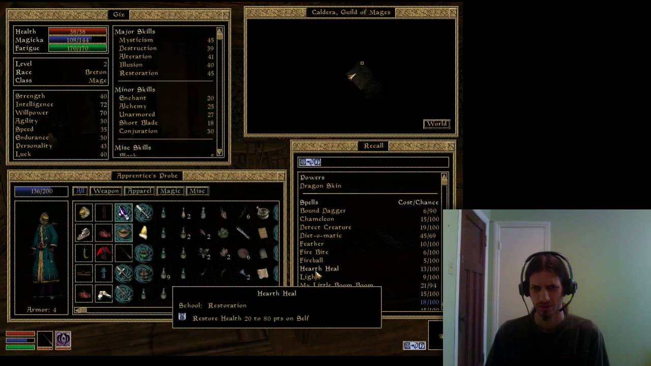 HD - Lets play Morrowind [081]