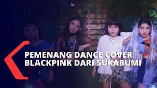 Download Keren! Grup Bocah Asal Sukabumi Menang Kontes Blackpink Dance Cover