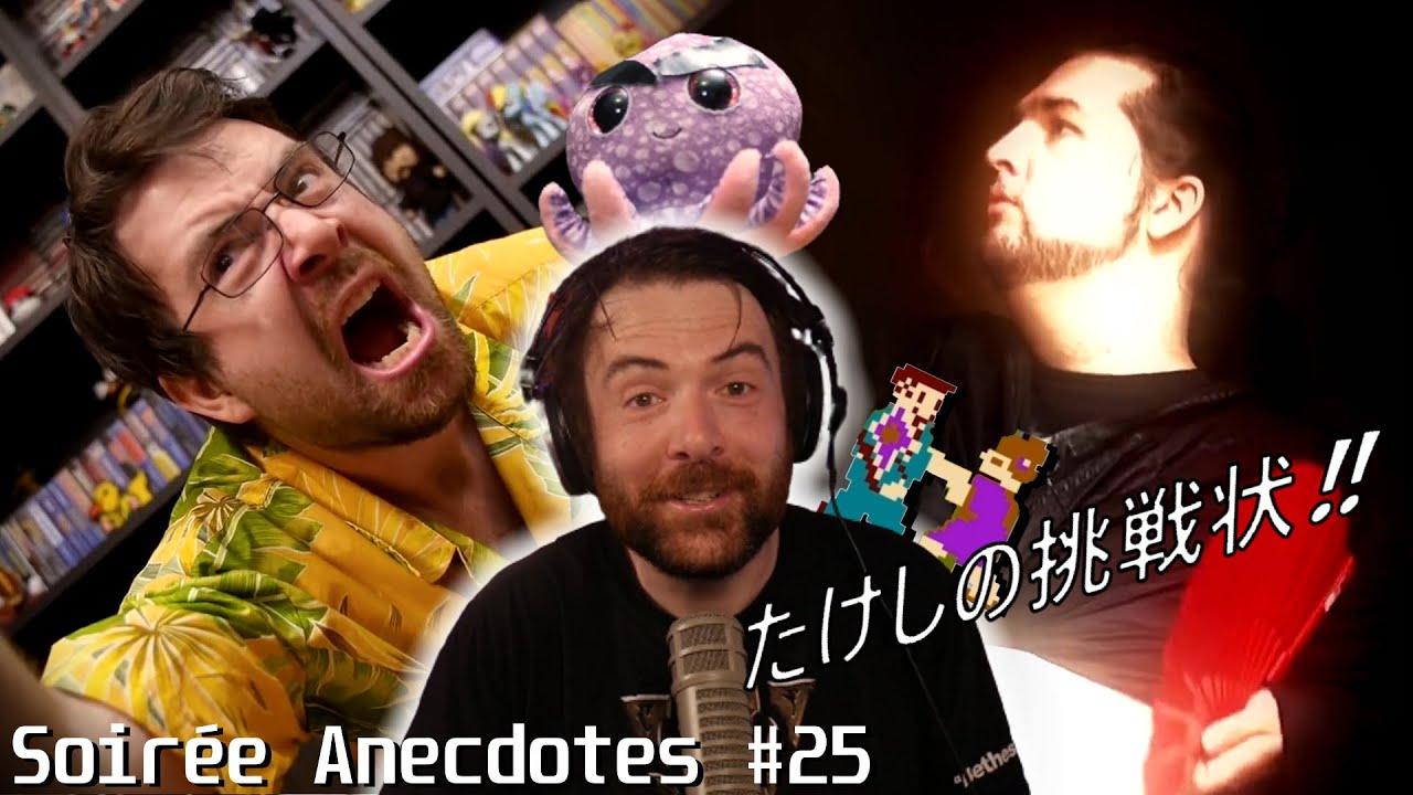 Download Soirée anecdotes - Best-of #25 (Takeshi's Challenge - Partie 1 & 2 - FAMICOM)