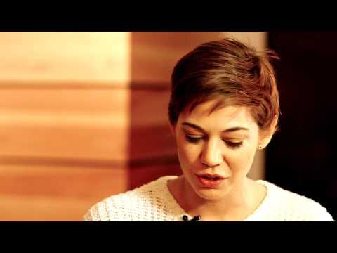 """Mississippi Grind"" Actress Analeigh Tipton Interview, Sundance Film Festival 2015"